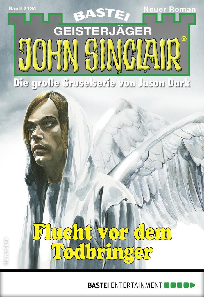 John Sinclair 2134 - Horror-Serie als eBook