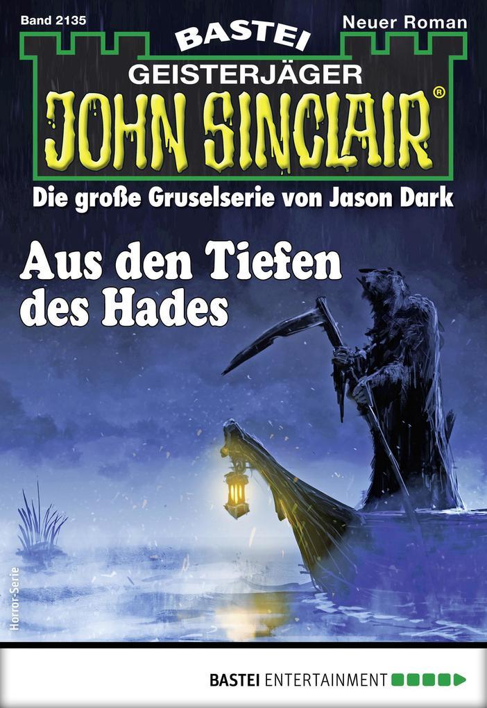 John Sinclair 2135 - Horror-Serie als eBook