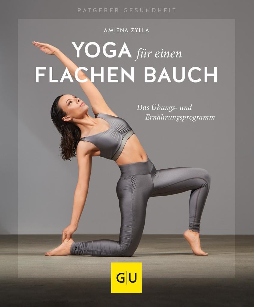 Yoga für einen flachen Bauch als eBook