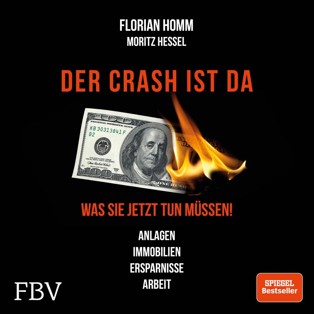 Der Crash ist da als Hörbuch Download