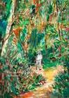Albert im Dschungel von Afrika