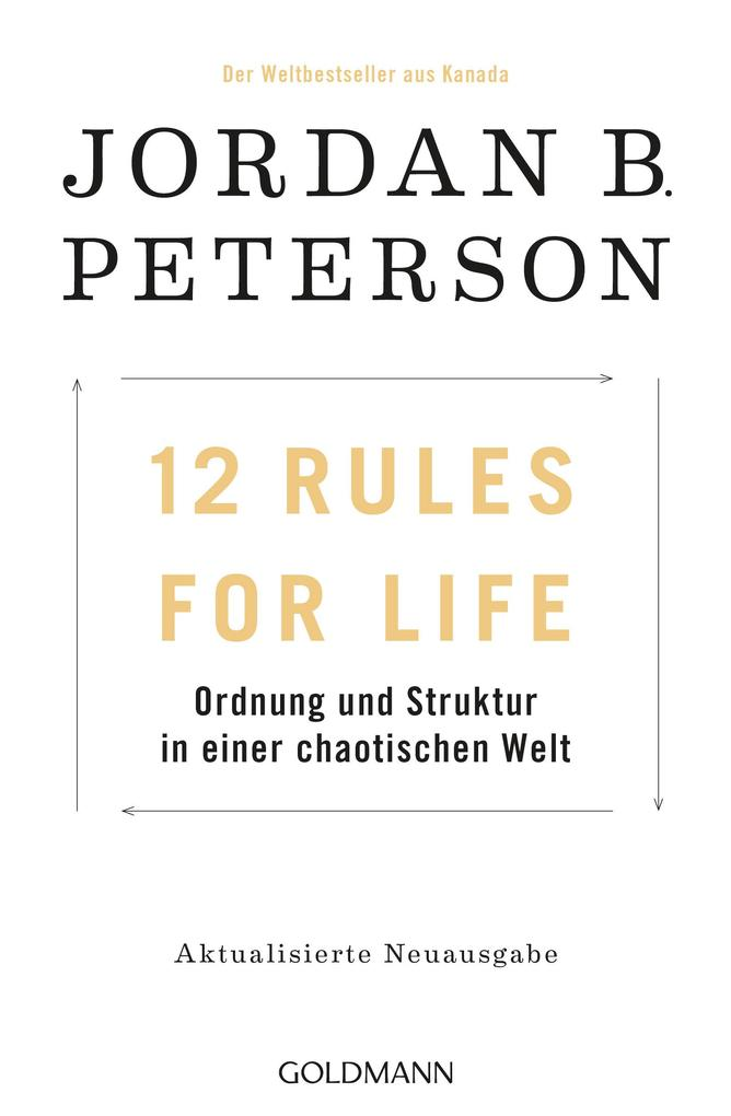 12 Rules For Life als eBook epub