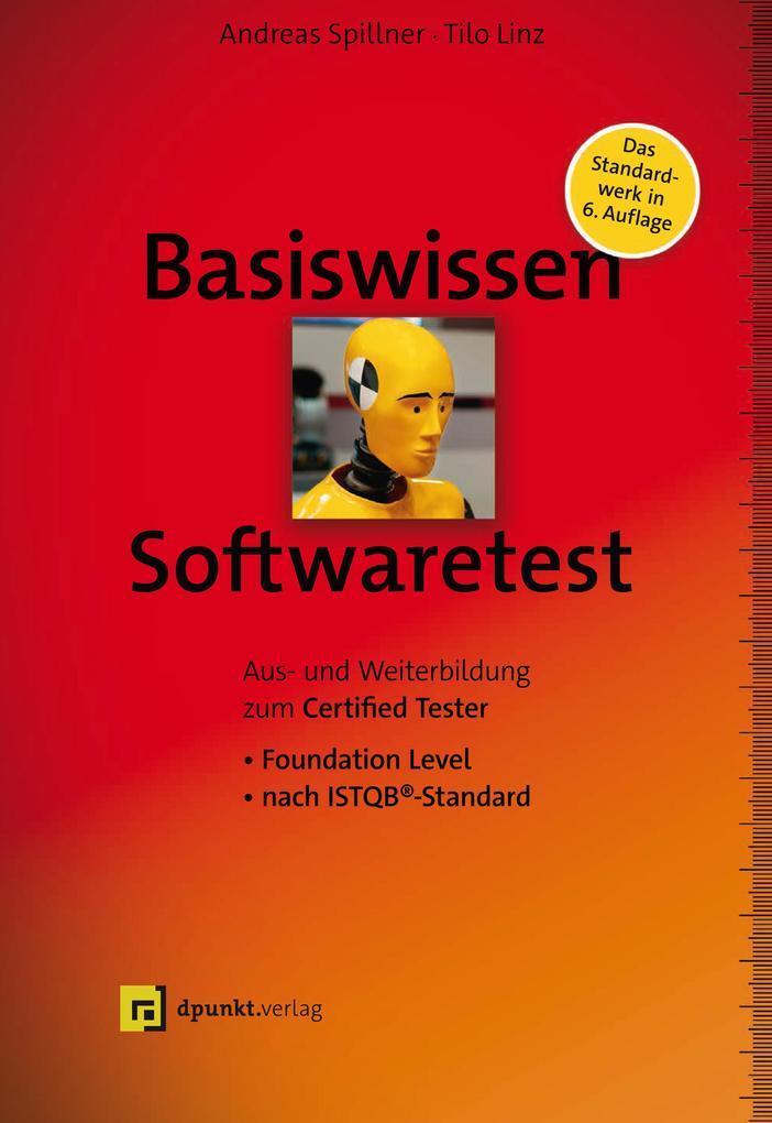 Basiswissen Softwaretest als eBook