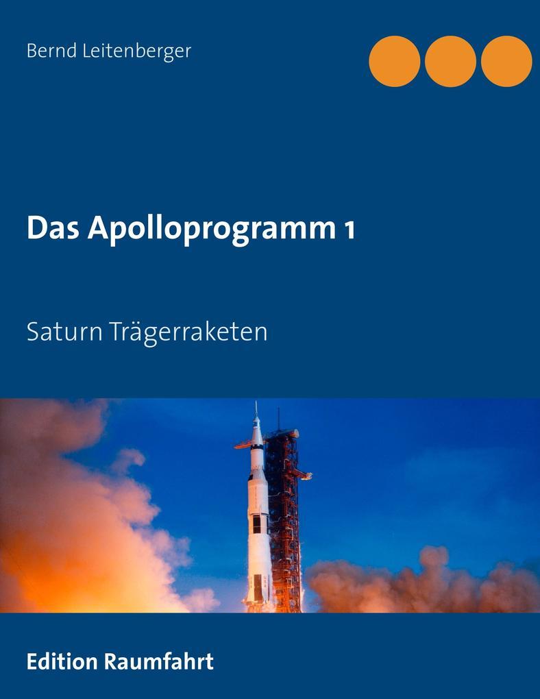 Das Apolloprogramm 1 als Buch