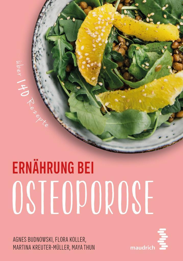 Ernährung bei Osteoporose als eBook
