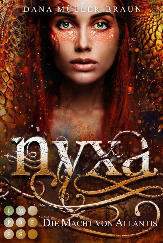 Nyxa 2: Die Macht von Atlantis als eBook