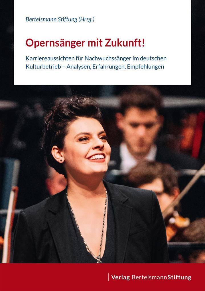 Opernsänger mit Zukunft! als eBook pdf