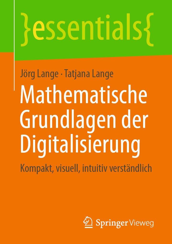 Mathematische Grundlagen der Digitalisierung als eBook