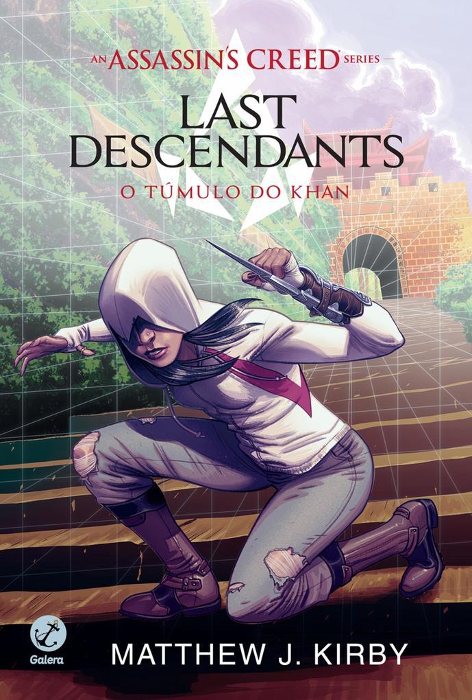 O túmulo do Khan - Last descendants - vol. 2