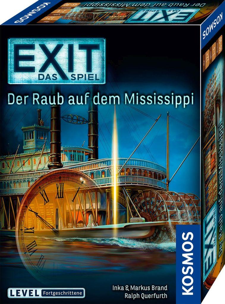 EXIT - Der Raub auf dem Mississippi als sonstige Artikel