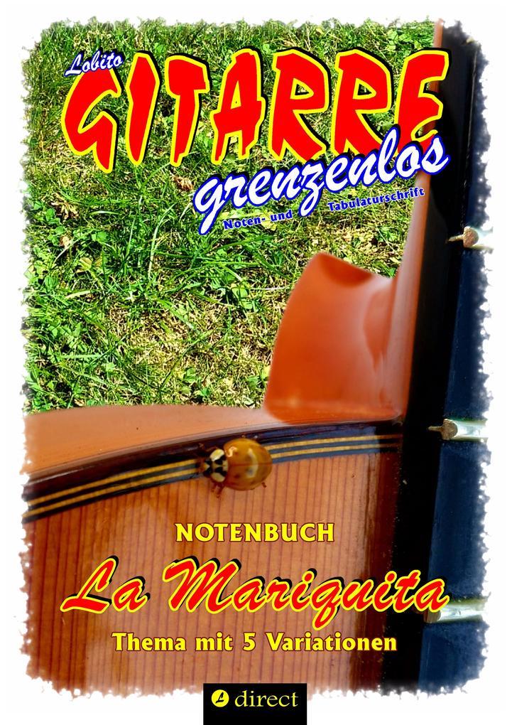 La Mariquita als Buch