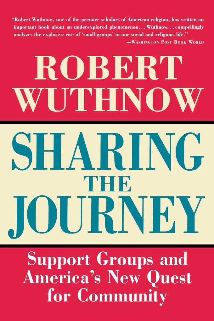 Sharing the Journey als Taschenbuch von Robert ...