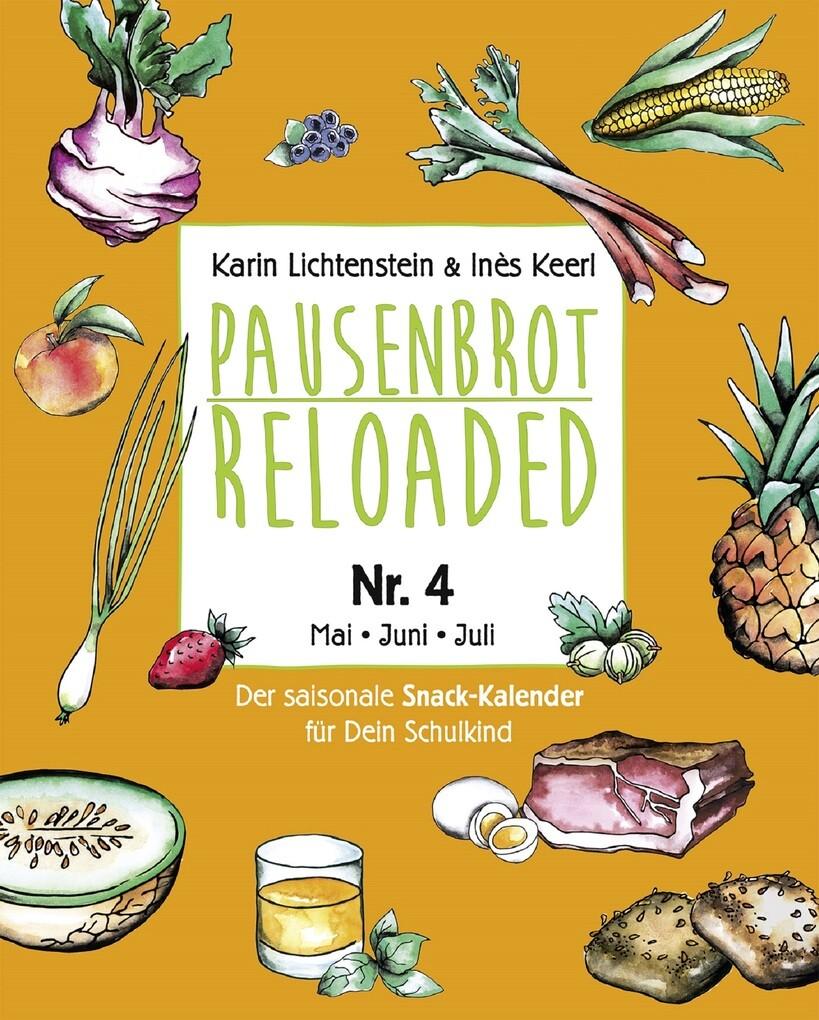 Pausenbrot Reloaded 4 als eBook