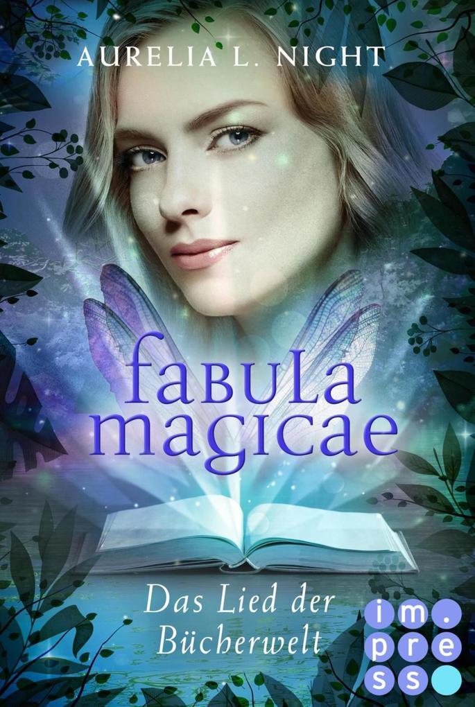 Fabula Magicae 3: Das Lied der Bücherwelt als eBook