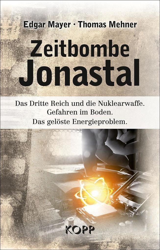 Zeitbombe Jonastal als eBook epub