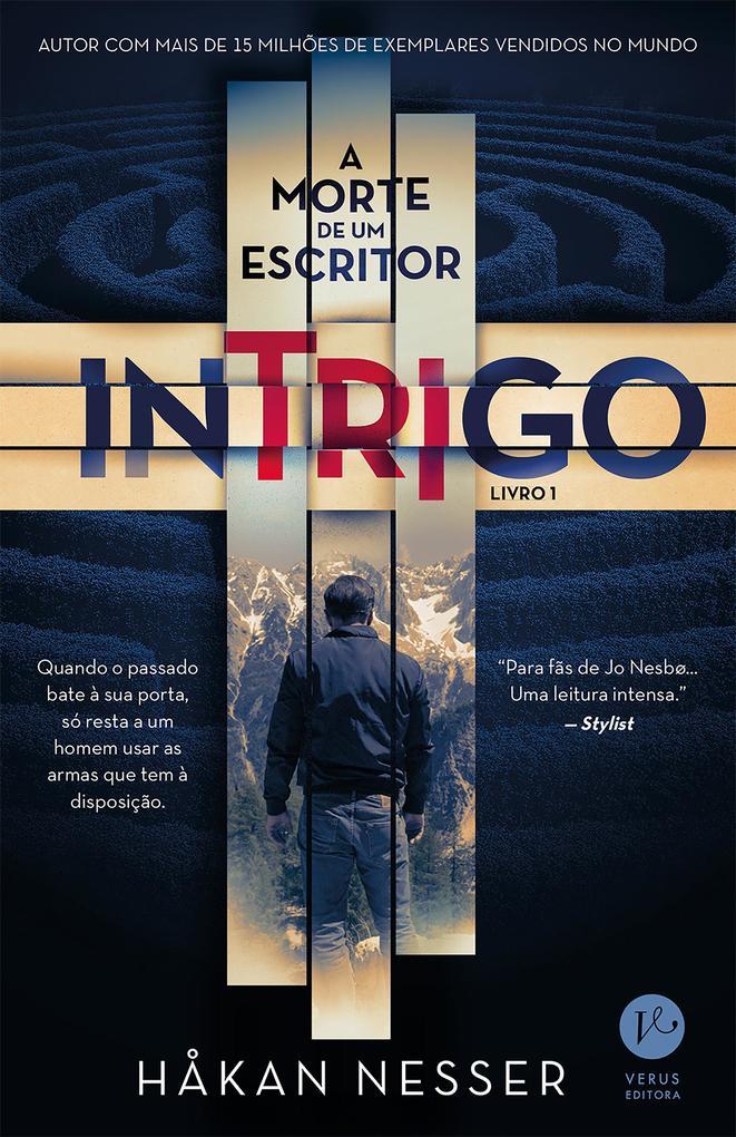 A morte de um escritor - Intrigo - vol. 1