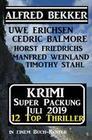 Krimi Super Packung Juli 2019 - 12 Thriller in einem Buch-Koffer