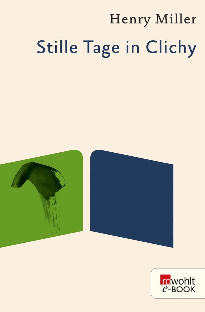 Stille Tage in Clichy als eBook epub