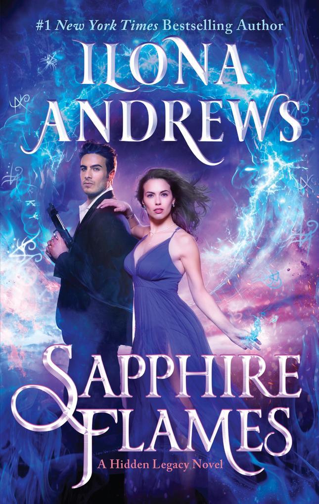 Sapphire Flames als eBook