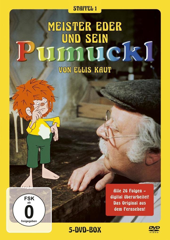 Meister Eder Und Sein Pumuckl Staffel 1 Hd Dvd Pumuckl