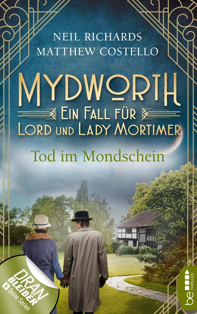 Mydworth - Tod im Mondschein als eBook epub