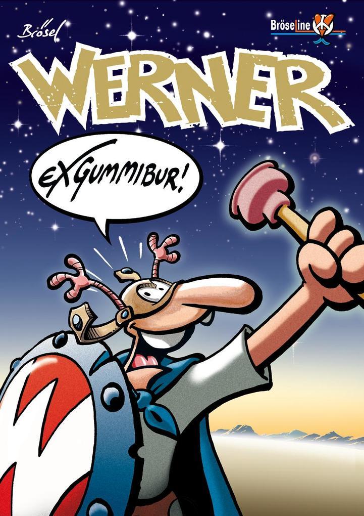 Werner Band 10 (Buch), Brösel, Rötger Feldmann