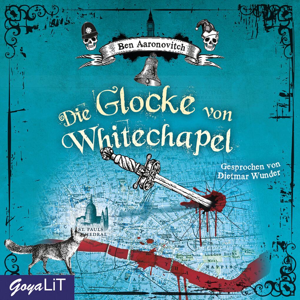 Die Glocke von Whitechapel als Hörbuch Download