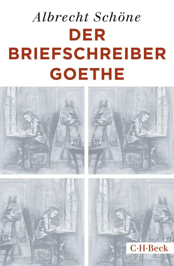 Der Briefschreiber Goethe als eBook epub