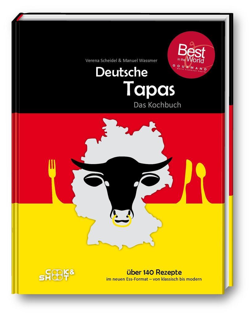Deutsche Tapas als Buch