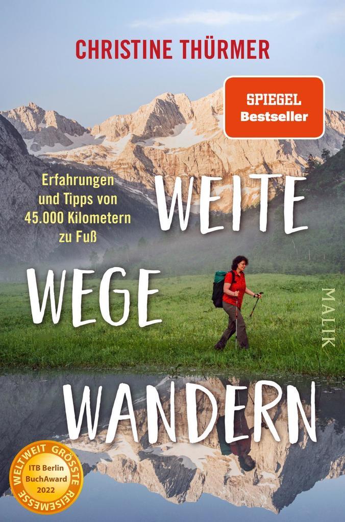 Weite Wege Wandern als Buch (kartoniert)