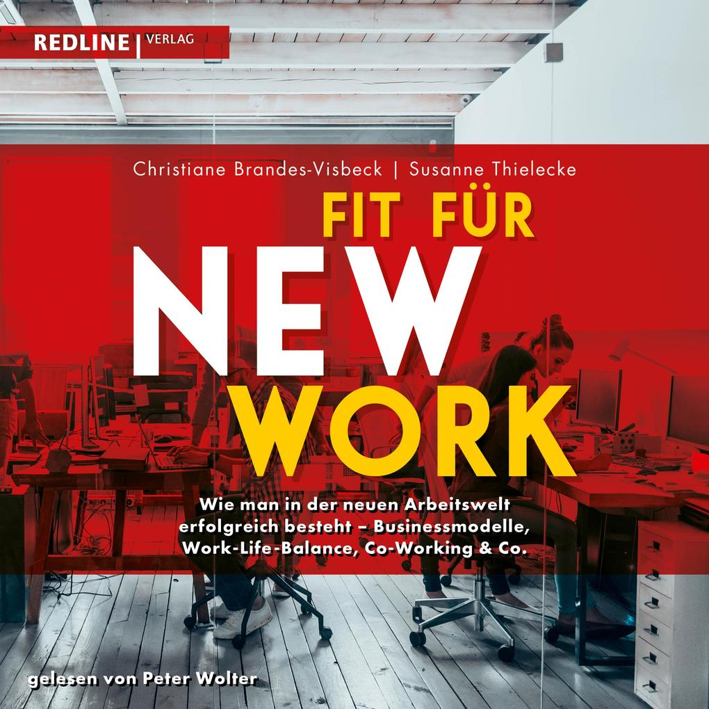Fit für New Work als Hörbuch Download