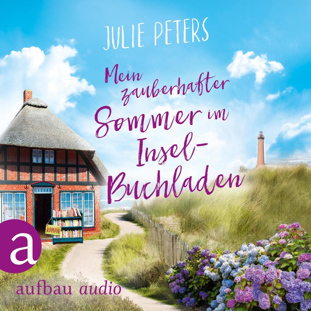 Mein zauberhafter Sommer im Inselbuchladen (Ungekürzt) als Hörbuch Download