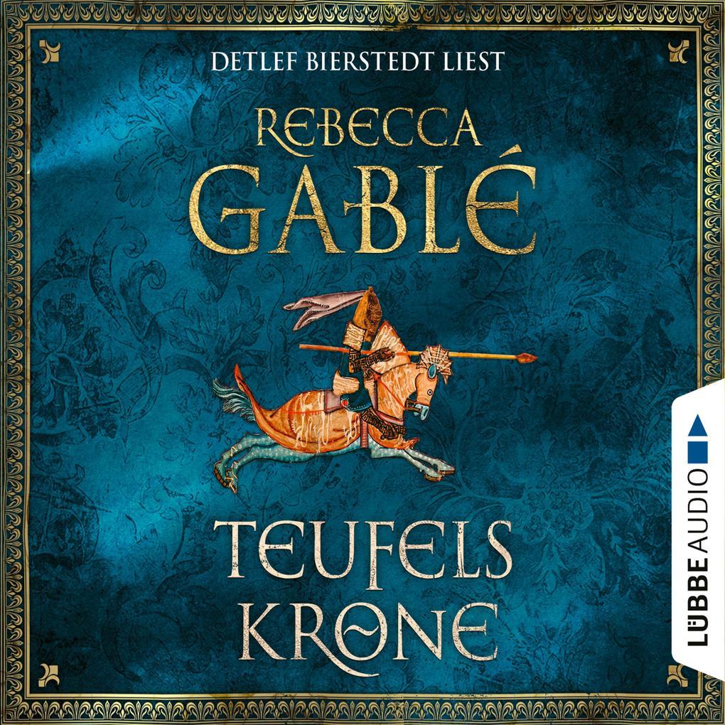Teufelskrone - Waringham Saga 6 (Gekürzt) als Hörbuch Download
