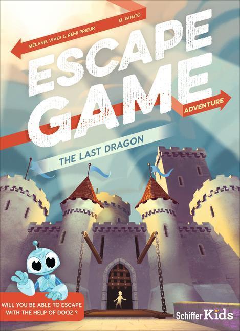 Escape Game: The Last Dragon als Taschenbuch