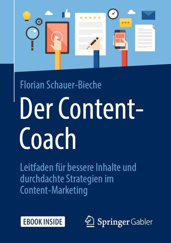 Der Content-Coach als eBook