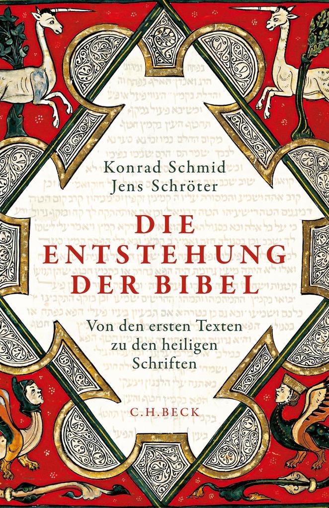 Die Entstehung der Bibel als eBook