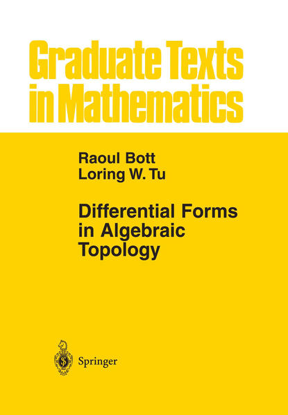 Differential Forms in Algebraic Topology als Buch