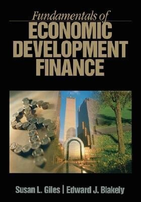 Fundamentals of Economic Development Finance als Taschenbuch
