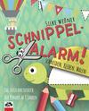Schnippel-Alarm! Das Ausschneidebuch für Kinder ab 3 Jahren