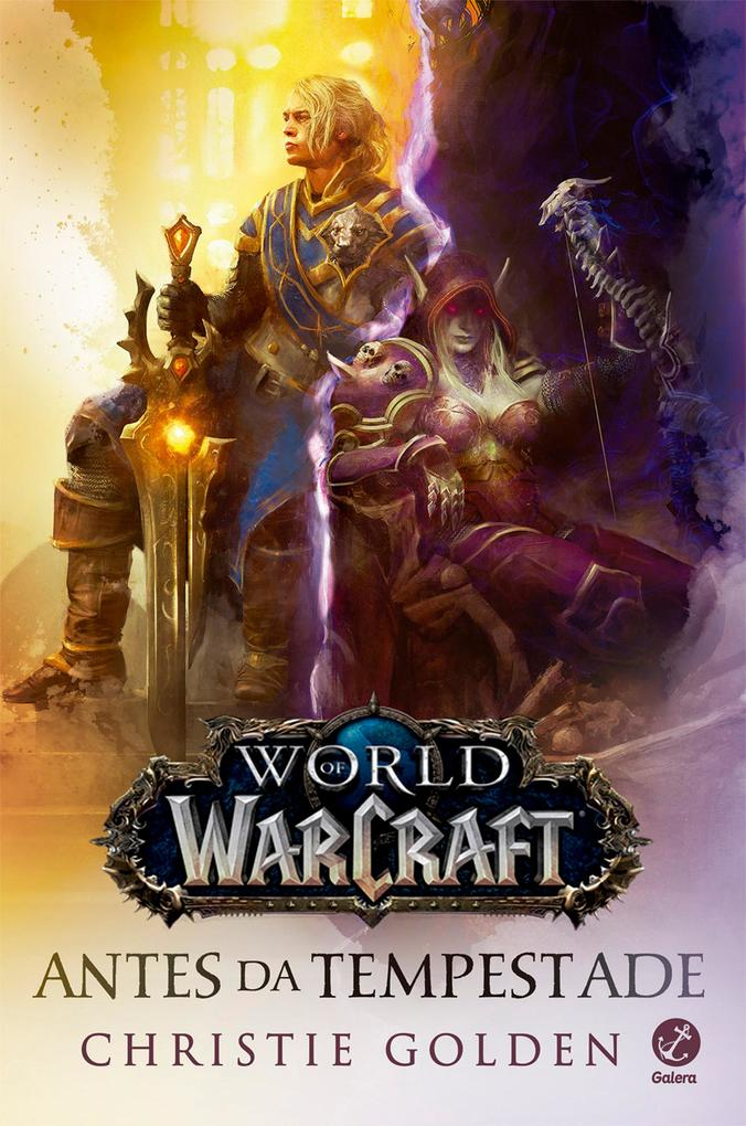 Antes da tempestade - World of Warcraft