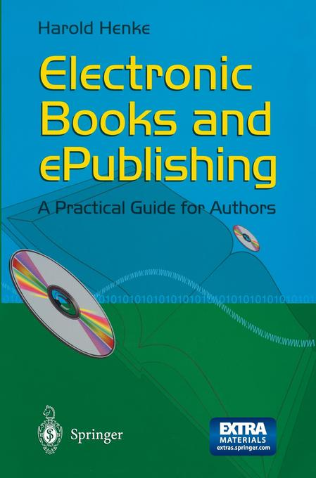 Electronic Books and ePublishing als Buch von Harold Henke
