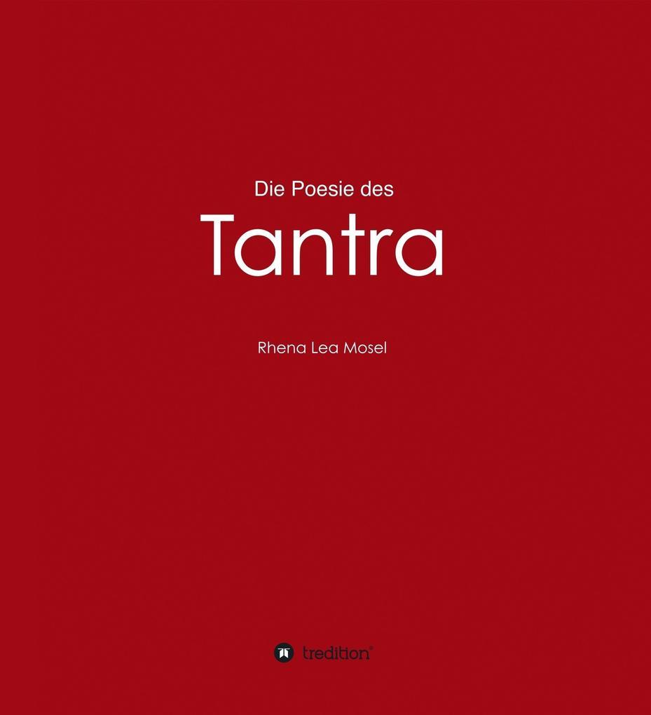 Die Poesie des Tantra als eBook epub