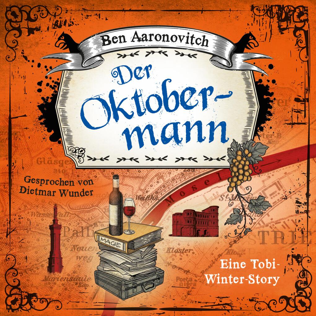 Der Oktobermann als Hörbuch Download