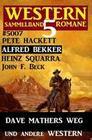 Western Sammelband 5007 - 5 Romane