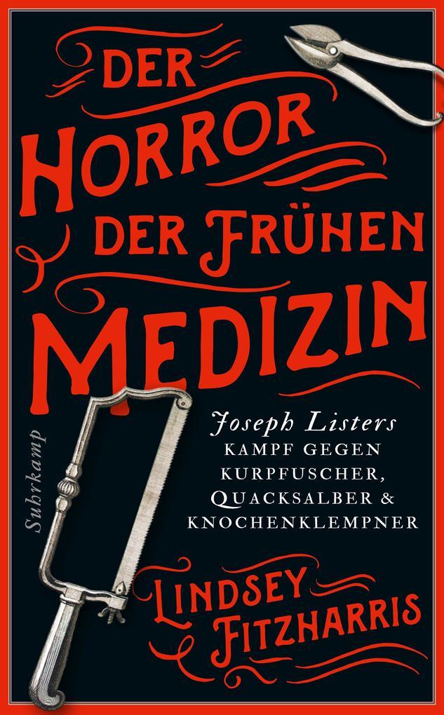 Der Horror der frühen Medizin als Taschenbuch