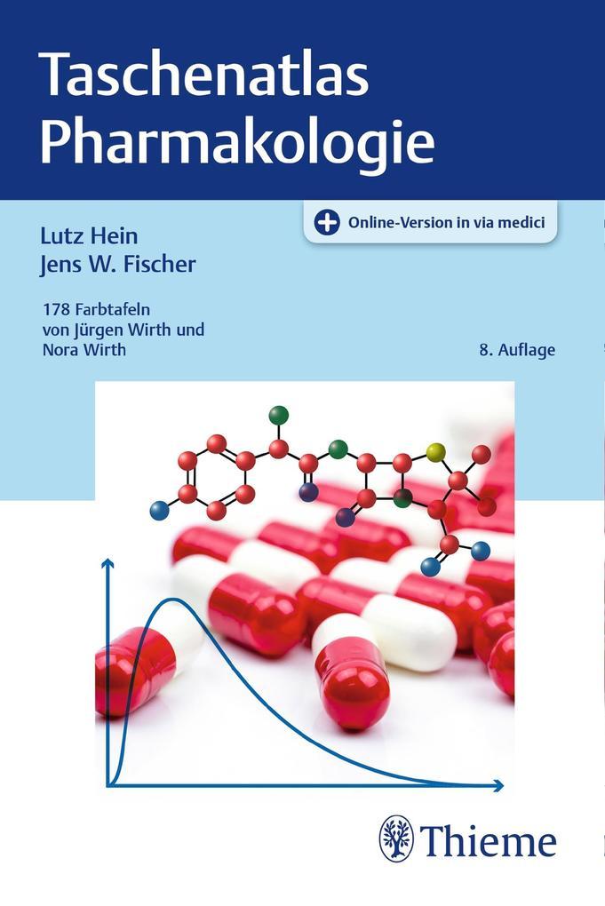 Taschenatlas Pharmakologie als eBook epub