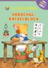 Leo Lausemaus Vorschul-Rätselblock