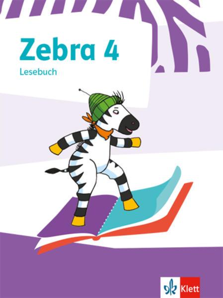 Zebra 4. Lesebuch Klasse 4