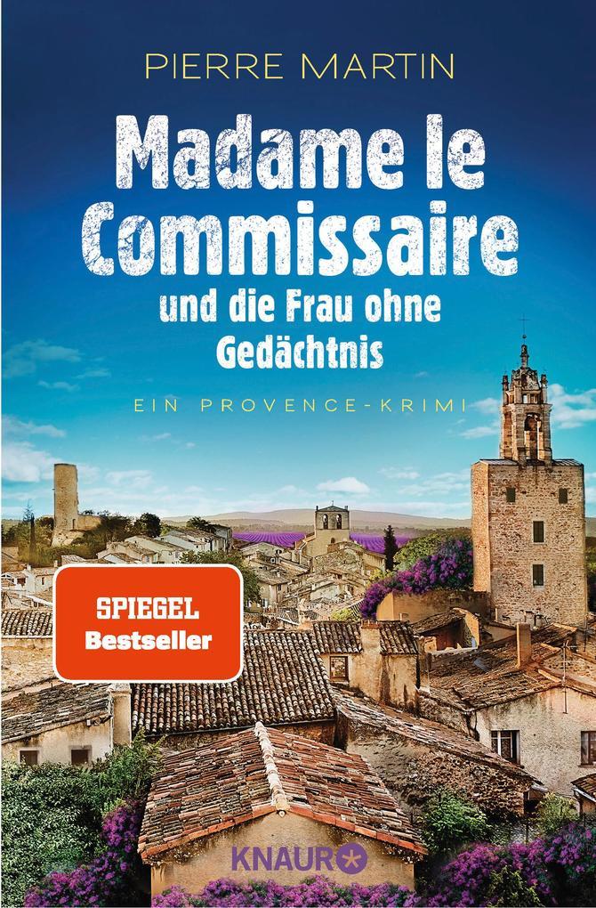 Madame le Commissaire und die Frau ohne Gedächtnis als Taschenbuch