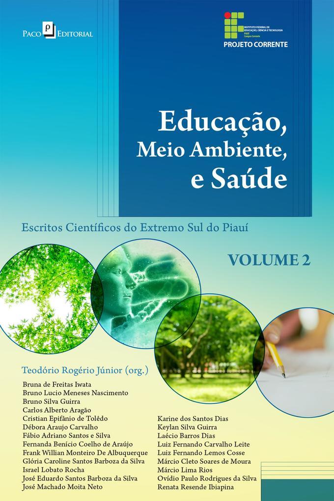 Educação meio ambiente e saúde